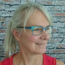 Användarprofil för Marie-Luise