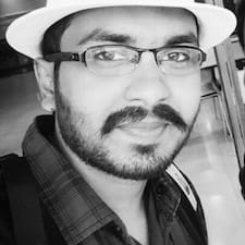 Perfil do utilizador de Rajendran