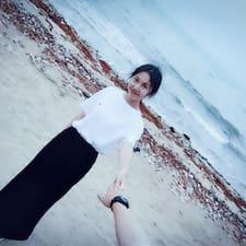 奕娜 User Profile