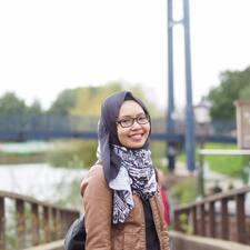 Anis felhasználói profilja
