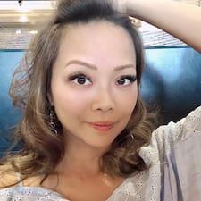 Cathy felhasználói profilja