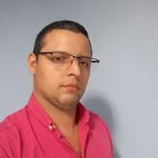 Greivin felhasználói profilja