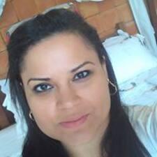 Henkilön Débora käyttäjäprofiili