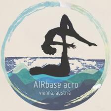 Perfil do utilizador de AIRbase