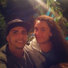 Perfil do utilizador de Ezequiel & Natalia