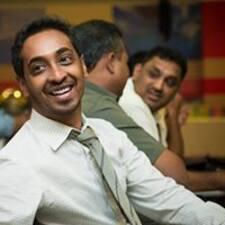 Användarprofil för Jawahar