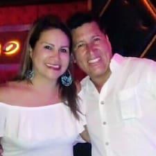 Henkilön Maritza Raquel & Óscar Benjamin käyttäjäprofiili
