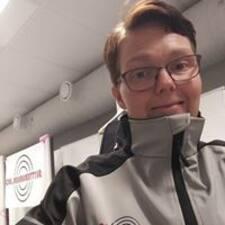 Henkilön Sølvi Johanne Olsen käyttäjäprofiili