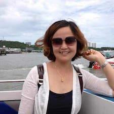 杨莉娟 felhasználói profilja