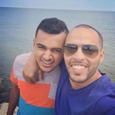 Perfil do usuário de Hisham