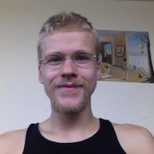 Calvin - Uživatelský profil