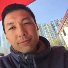 Profil utilisateur de Chin Fung