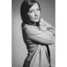 Profil utilisateur de Laurentia