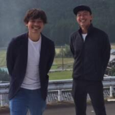 Profil Pengguna Takeshi