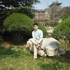 Profil utilisateur de Shaocong