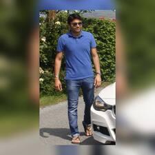 Profil korisnika Satish