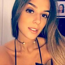 Profil utilisateur de Maria Vitória