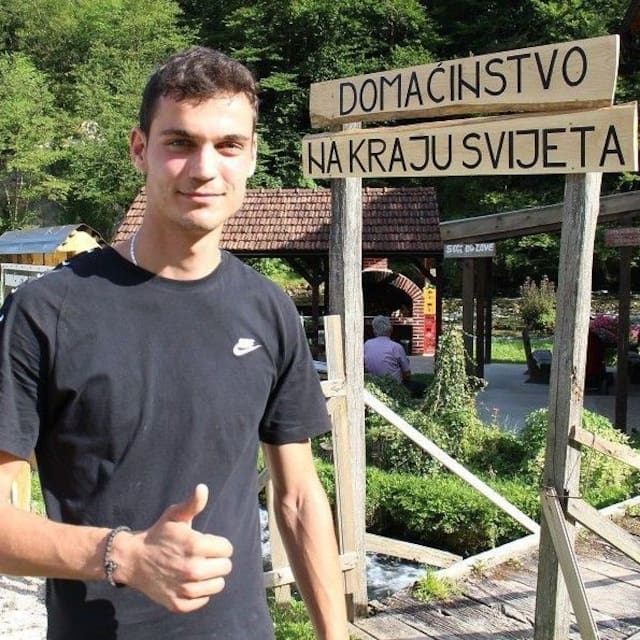 Nemanja Vasic-travel guide