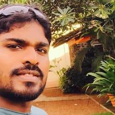 Profilo utente di Krishantha