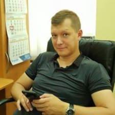โพรไฟล์ผู้ใช้ Evgeniy