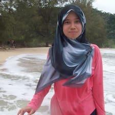 Användarprofil för Siti Nur Salmah
