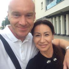 Mariola & Rafał je domaćin.