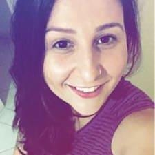 Profil utilisateur de Samanta