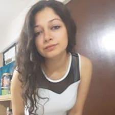 Anahi User Profile