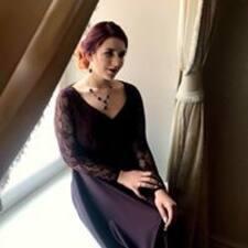 Profil utilisateur de Brigite Helena