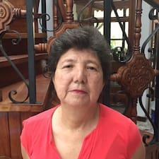 Gebruikersprofiel Maria Guadalupe