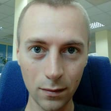 Volodymyr的用戶個人資料