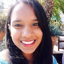 Praveena felhasználói profilja