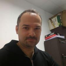 Azad User Profile