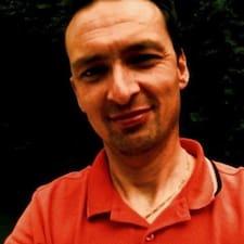 Profil utilisateur de Grégory