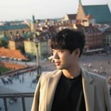 Perfil de usuario de Minhyun