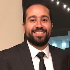 Ahmed felhasználói profilja