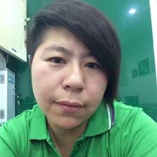妍さんのプロフィール
