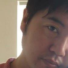 Katsuhiko felhasználói profilja