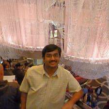 Perfil do usuário de Rohit