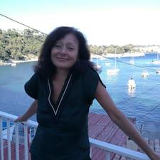 Användarprofil för Tina