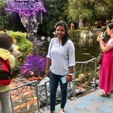 Profil utilisateur de Pushphanjali