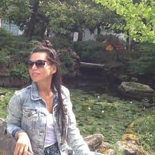 Profil utilisateur de Andrea M.