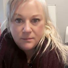Henkilön Melissa käyttäjäprofiili