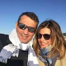Cristina & Lorenzo on supermajoittaja.