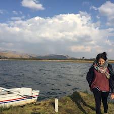 Alejandra Teresa felhasználói profilja