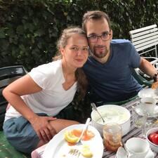 Esther & Alex User Profile