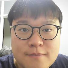 Woojin的用戶個人資料