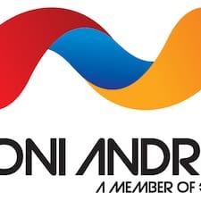 Användarprofil för Confezioni Andrea