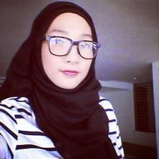 Profil Pengguna Fazreenah