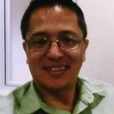 Profil Pengguna Jorge Dennis